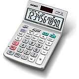 カシオ グリーン購入法適合電卓 10桁 テレワークにも活躍 ジャストタイプ JF-100GT-N