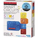 4M 4077 Logiblocs E-Building Blocks System Smart Circuits Kids Science Kit