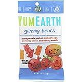 Yum Earth Organic Gummy Bears, 71g