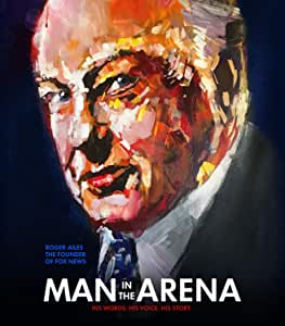 Man in the Arena [Blu-ray]