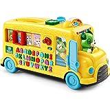 LeapFrog 80-601300 Alphabet Phonics Bus,Multicolor