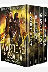 Wardens of Issalia Boxed Set: The Complete Epic Adventure (Issalia Omnibus Book 2) Kindle Edition