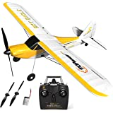 Top Race Rc Plane 4 Channel Remote Control Airplane Ready to Fly Rc Planes for Adults, Stunt Flying Upside Down, Easy & Ready