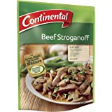 CONTINENTAL Recipe Base | Beef Stroganoff, 40g