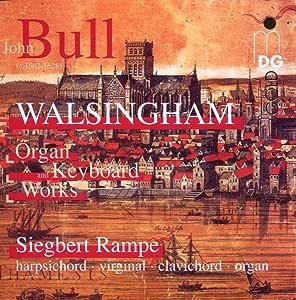 Walsingham Organ & Keyboard Works