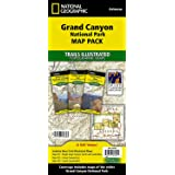 Grand Canyon National Park [Map Pack Bundle] (National Geographic Map): Trails Illustrated National Parks