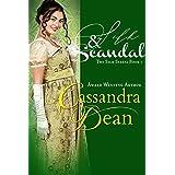 Silk & Scandal (The Silk Series Book 1): An Early Victorian Historical Romance