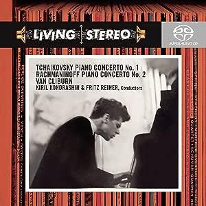Living Stereo : Piano Concerto No 1 / Piano Concerto No 2 (Hybr)