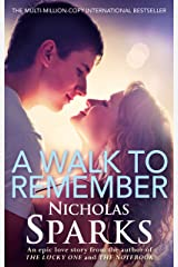 A Walk To Remember Kindle Edition