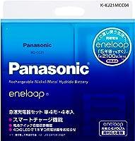 Panasonic 松下 能量滤芯 快速充电器套装 K-KJ21M