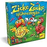 Zicke Zacke Hühnerkacke: Für 2 - 4 Spieler ab 4 Jahren. Spie…
