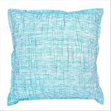 Addrak Cushion Cover One Piece 45x45 cm 100% Cotton Organic Breathable Fabric Double Sided Throw Self Designed Pillow Covers