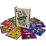 Stack 52 Dumbbell Exercise Cards. Dumbbell Workout Playing Card Game. Video Instructions Included. Perfect for Training with