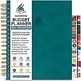"""Clever Fox Budget Planner Bill Organizer (Dark Pink, 8"""" x 9.5"""")"""