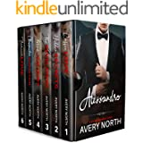 Alessandro: A Steamy Romance Series (Books 1 to 6) (Italian Lovers Collection)