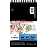 """CANSON Artist Series Montval Watercolor, 5.5"""" x 8.5"""", 0"""