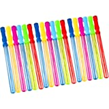 Oojami Bubble Wand Assortment Bulk Supreme Value Pack for Hours of Summer Fun Ideal for Party Toy Favors, Birthday Party, Eas