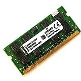 Kingston ノートPC用メモリ DDR2-800 2GB (PC2-6400) Side3[並行輸入]