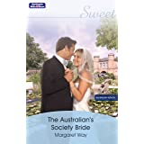 The Australian's Society Bride (Diamond Brides Book 1)