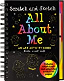 Scratch and Sketch All About Me: An Art Activity Book
