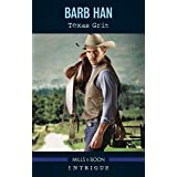 Texas Grit (Crisis: Cattle Barge Book 3)