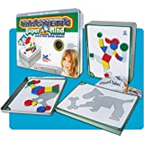MIGHTY MIND Magnetic Supermind Puzzle Game,Multicoloured,40202