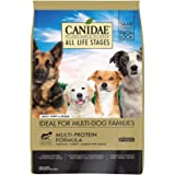 CANIDAE All Life Stages, Premium Dry Dog Food with Whole Grains, Chicken, Turkey, Lamb & Fish, 15lbs