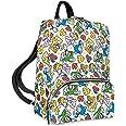 Controller Gear Super Mario 3D World Catsuit - Small Backpack for Women, Girl's Cute Mini Bookbag Travel Bag for Nintendo Swi