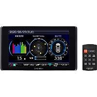 コムテック レーザー受信対応レーダー探知機 ZERO 808LV 無料データ更新 新型レーザー式オービス対応/レーザー取締共有システム搭載/小型オービスダブル対応/レーダー波識別対応/ゾーン30対応 ユーザー投稿システム搭載 OBD2接続 GPS ドライブレコーダー連携