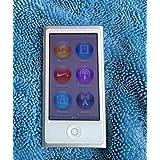 音楽プレーヤー iPod Nano 第7世代 16GB シルバー プレーンホワイトボックス入り