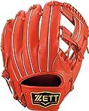 ゼット(ZETT) 硬式野球 グラブ (グローブ) プロステイタス セカンド ショート用 右投げ用 サイズ:2 日本製 BPROG440