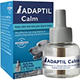 Adaptil Dog Calming Diffuser Refill (1 Pack, 48 ml), Vet Recommended, Reduce Problem Barking, Chewing, Separation Anxiety & M