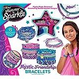 Cra-Z-Art 17884 Shimmer & Sparkle Mystic Madness Friendship Bracelet Kit