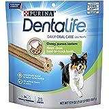 Dentalife Small/Medium Daily Oral Care Dog Treats, 25 Chews, Small/Medium