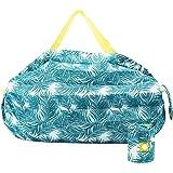 エコバッグ かんたんにたためる 折りたたみバッグ 防水 コンパクトに収納 エコバック コンビニ ショッピングバッグ コン…