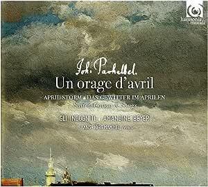 Pachelbel: Un Orage D'avril