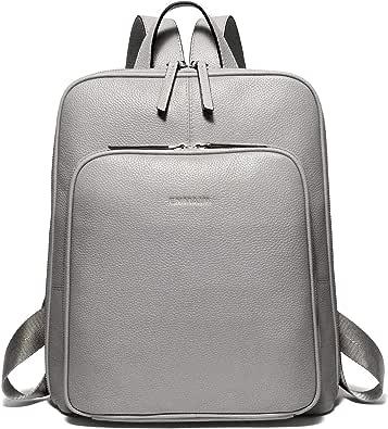 【Enmain】3way リュック レディース 皮革レザー ショルダー バッグ ハンドバッグ 軽量 大容量 防水 大人 ビジネス 通勤 通学 旅行