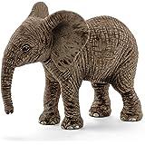 シュライヒ ワイルドライフ アフリカ象 (仔) フィギュア 14763