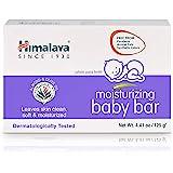 Himalaya Moisturizing Baby Bar, Mild and Moisturizing Bar Soap for Baby, 4.41 oz