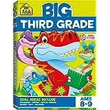 School Zone Big Third Grade Workbook