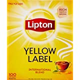 Lipton Yellow Label Tea, 100 x 2g