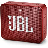 JBL GO2 Waterproof Ultra Portable Bluetooth Speaker Red