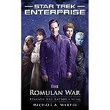 The Romulan War: Beneath the Raptor's Wing (Star Trek: Enterprise Book 13)