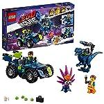 LEGO Movie 2 Rex's Rex-treme Offroader! 70826 Playset Toy