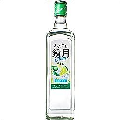 【リキュールの新商品】 サントリー ふんわり鏡月クリア ライム 700ml 瓶