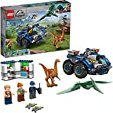 LEGO Jurassic World Gallimimus and Pteranodon Breakout 75940 Building Kit
