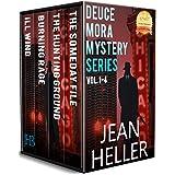 Deuce Mora Mystery Series Vol. 1-4