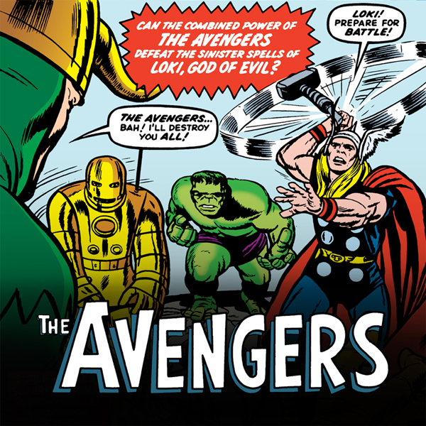 Avengers (1963-1996) (Collections) (46 Book Series)