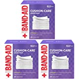 Band-Aid Brand Cushion Care Non-Stick Gauze Pads, Individually-Wrapped, Small, 2 in x 2 in, 25 ct