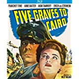 Five Graves to Cairo [Blu-ray]